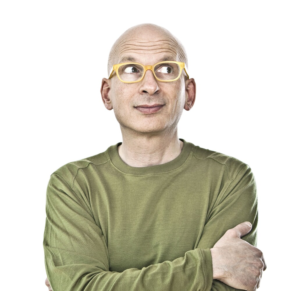 Seth Godin to Ask Attendees: Are You Ready to Level Up?
