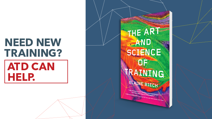 Need New Training Art and Science book