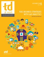 Fuel Business Strategies With L&D Analytics