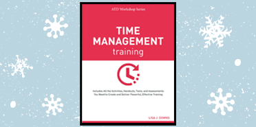 Time Management Training Workshop Series 2018 Winter Theme