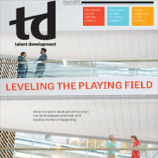 March 2017 TD Magazine
