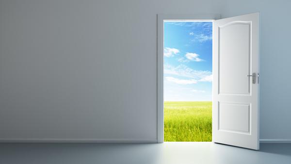 Four open door leadership skills for Door picture