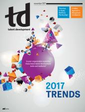 November 2017 TD cover