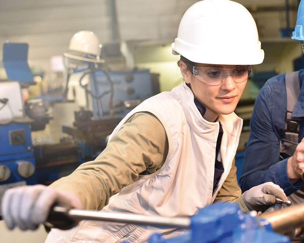 Manufacturing Meets Mentoring