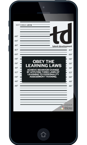 publications app td magazine phone screen 2018