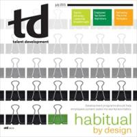 July 2015 TD magazine
