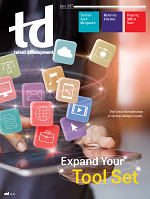TD magazine june 2017 cover