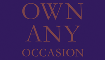 Own Any Occasion