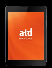 ATD publications app tablet home
