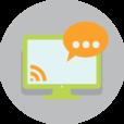 Live Online Courses Icon