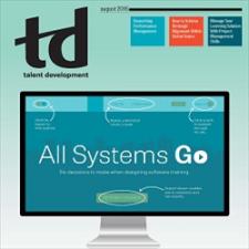August 2016 TD magazine