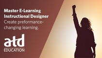 Education Home ATD Master Instructional Designer