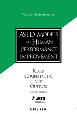 ASTD Models for Human Performance Improvement: Roles, Competencies, and Outputs_cover