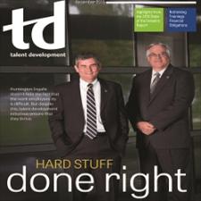 December 2015 TD Magazine