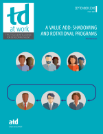 A Value Add: Shadowing and Rotational Programs
