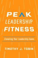 111903_Peak Leadership Fitness_Cover