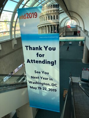ATD 2018 Signage for ATD 2019