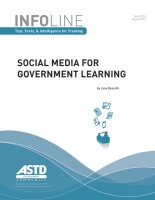 Social-Media-for-Government-Learning-Infoline