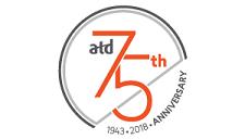 75th Anniversary Logo Small