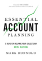 Essential Account Planning Cover