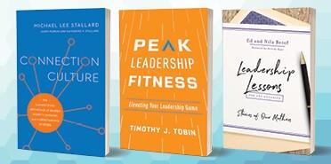 Books on Leadership & Leadership Development Image