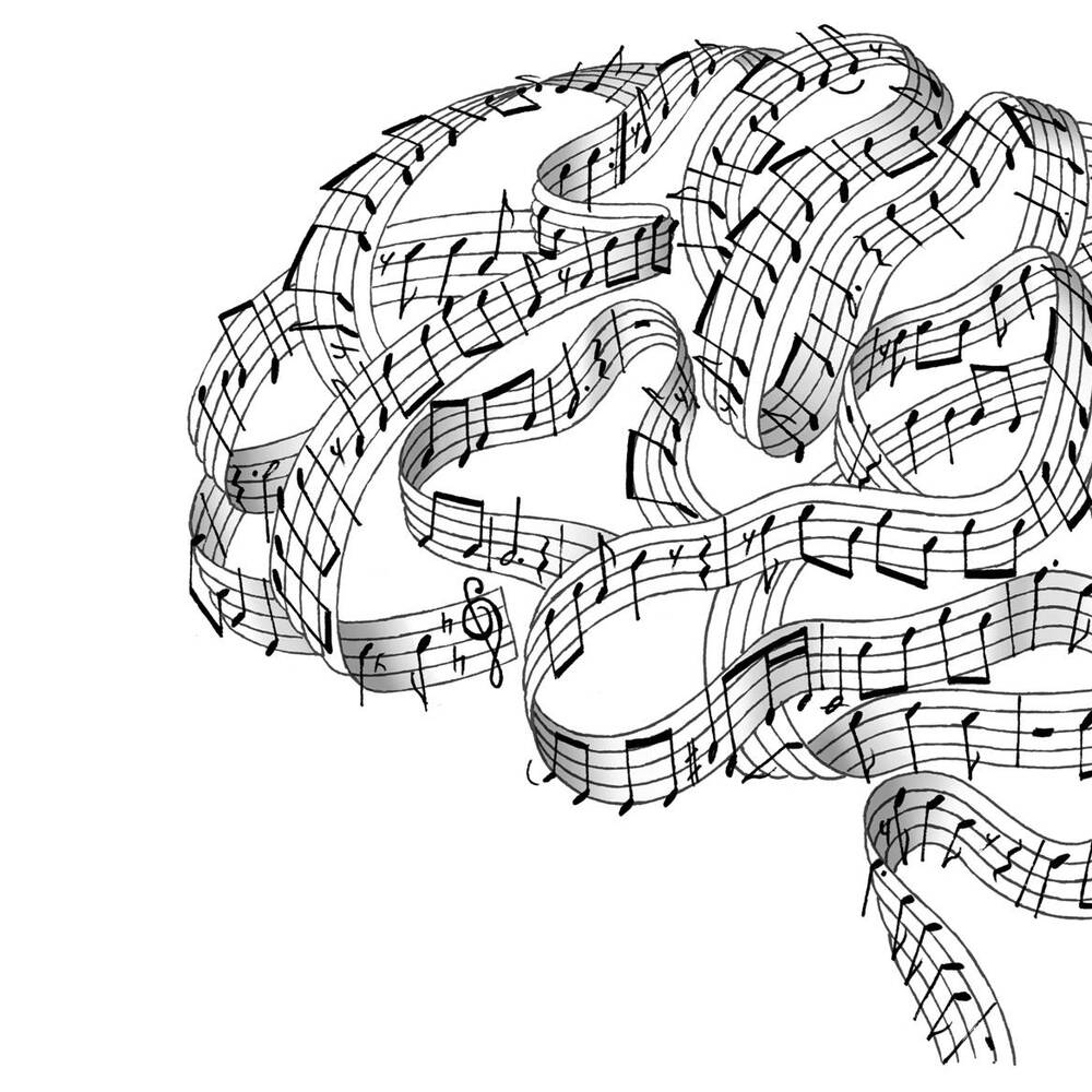 Your Brain Is Wired for Music
