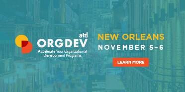 ATD OrgDev Conference | Official Site