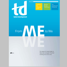 July 2017 TD Magazine