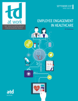 Employee Engagement in Healthcare TD at Work Cover