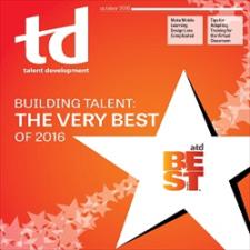 October 2016 TD magazine