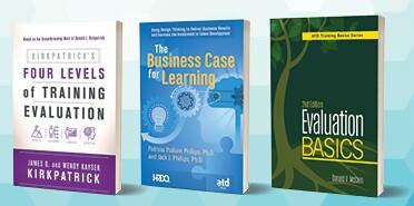 Books on Measurement, Evaluation, & ROI Image