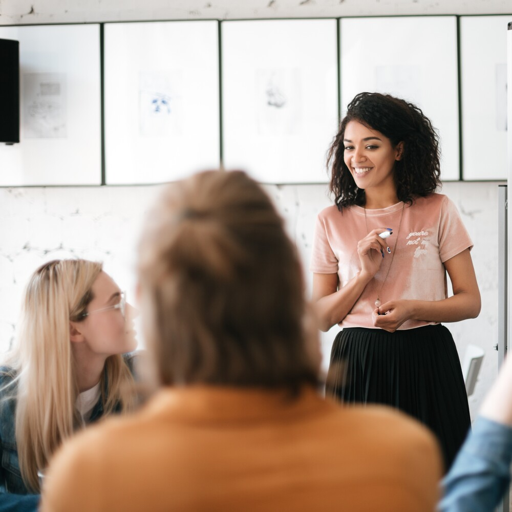 Trainers Aren't Keynote Speakers