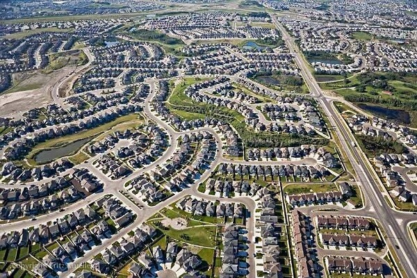 the effects of urban sprawl on