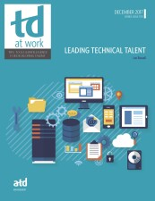 Leading Technical Talent TD at Work Cover
