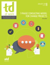 7-Phase Consulting Model for Change Projects