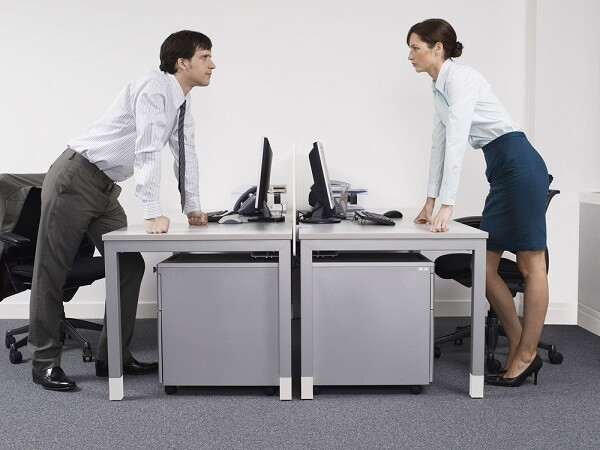 Office Politics - Necessary Evil