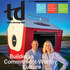 April 2017 TD magazine