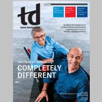 May 2017 TD magazine