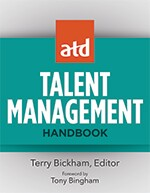 ATD Talent Management Handbook Cover