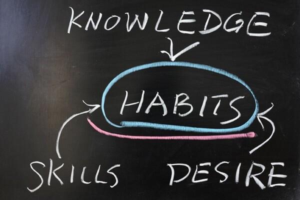knowledge-habits