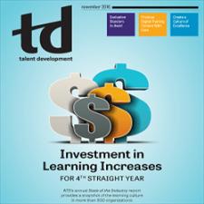 November 2016 TD magazine