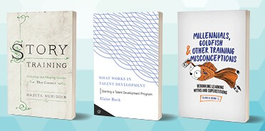 Books on Training & Training Basics Image