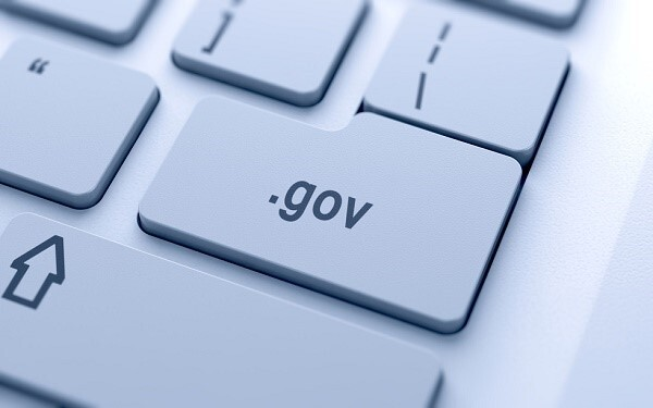 government keyboard