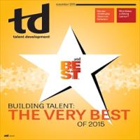 October 2015 TD Magazine
