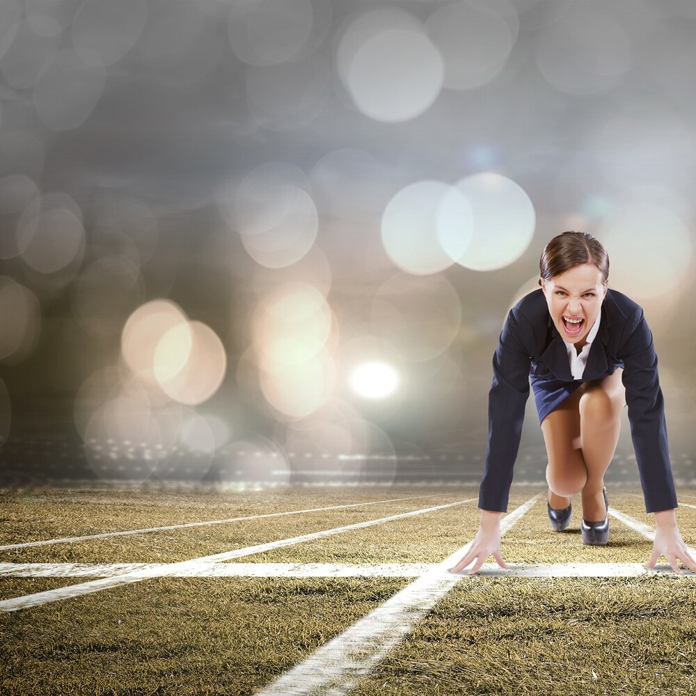 TIME Sprinting to Boost Sales Productivity and Get More Done