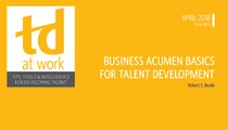 Business Acumen Basics for Talent Development